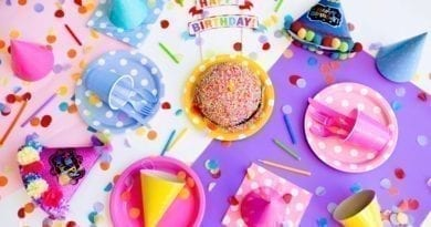 Quarantine Birthday Party Ideas